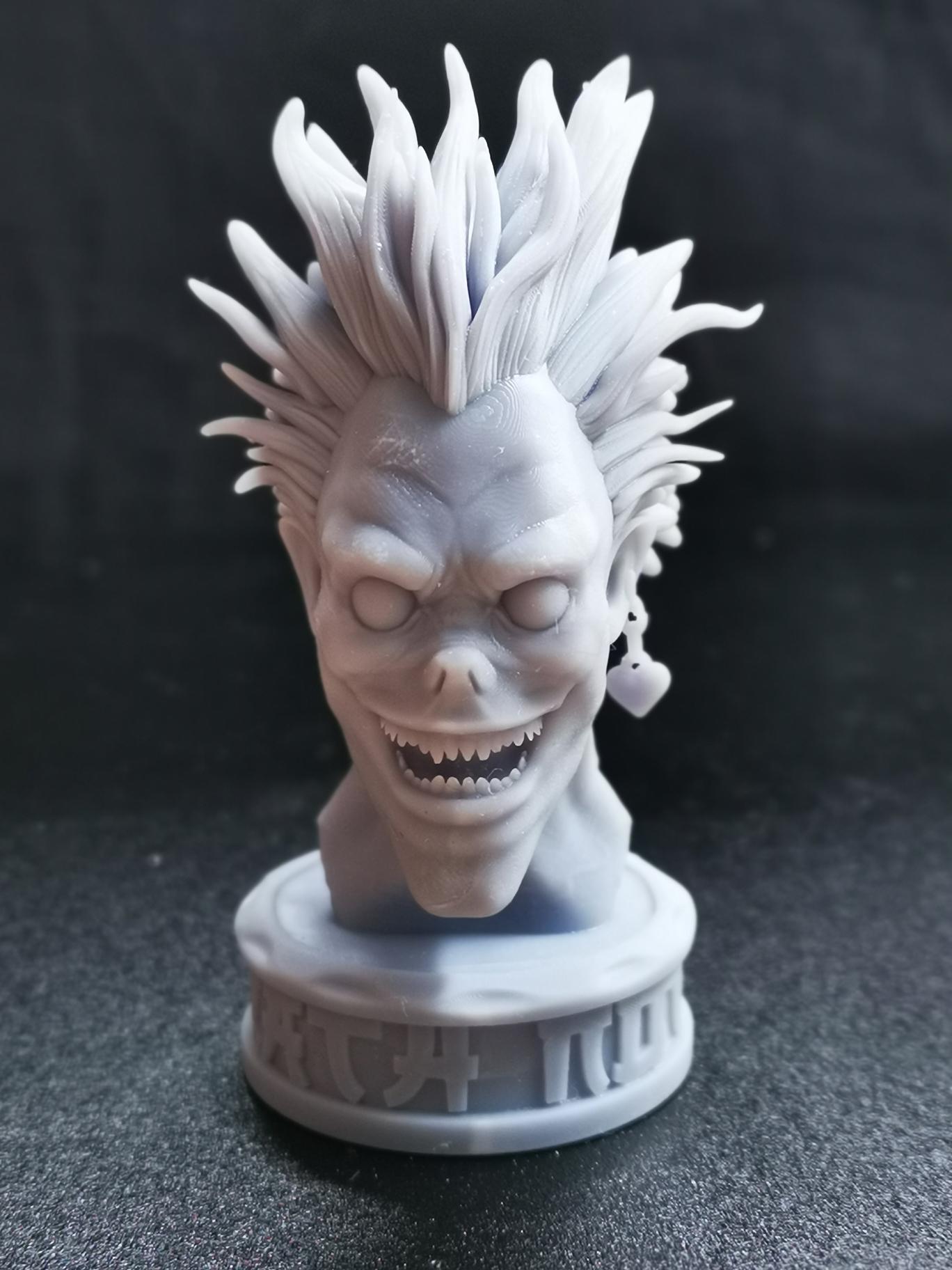 IMG_20201124_175122.jpg Download STL file Ryuk Shinigami • 3D print model, 3dbyalex