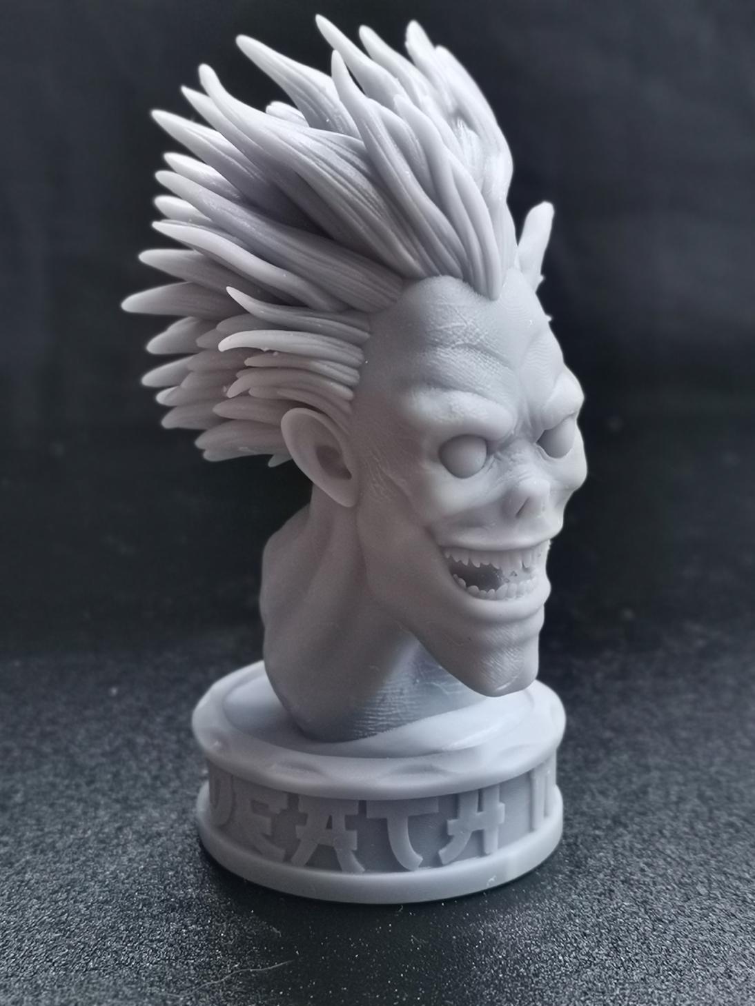 IMG_20201124_175233.jpg Download STL file Ryuk Shinigami • 3D print model, 3dbyalex