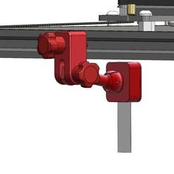 Pi Camera Holder-1.jpg Télécharger fichier STL gratuit Étui de caméra Pi à la framboise • Plan pour impression 3D, a3rdDimension