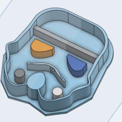 strp.PNG Download STL file Star Wars Cookie Cutter // Storm Trooper Fondant cutter // cooking tool // clone trooper • 3D printable model, 72jakeaj