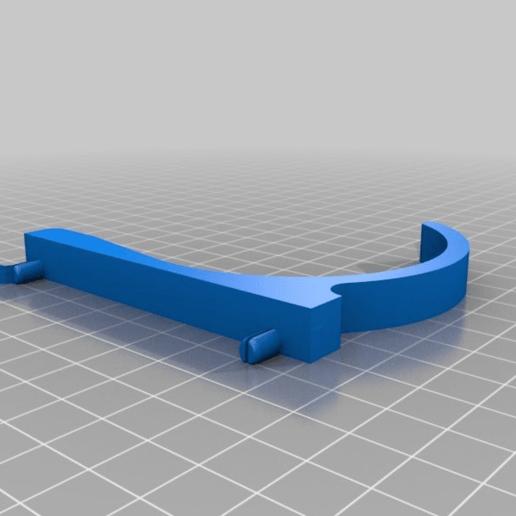 e42ae5a9583a5916f371988ef7f3578d.png Télécharger fichier STL gratuit Pegboard 25 mm à monter sur un support • Design à imprimer en 3D, taleya