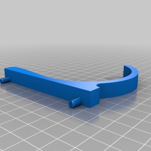4015bf9db7329f248abff4cd587c47b3.png Télécharger fichier STL gratuit Pegboard 25 mm à monter sur un support • Design à imprimer en 3D, taleya