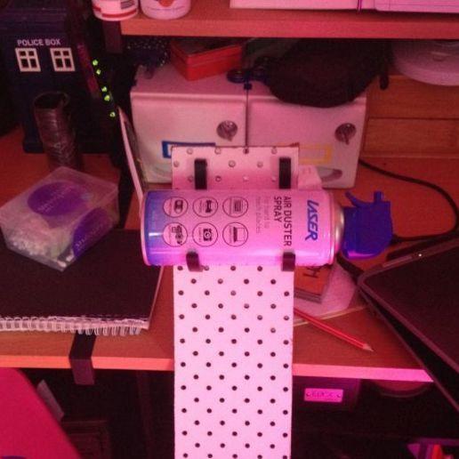 IMG_3027.JPG Télécharger fichier STL gratuit Pegboard 25 mm à monter sur un support • Design à imprimer en 3D, taleya