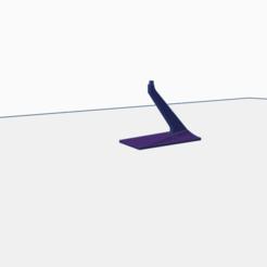 캡처.PNG Download free STL file gemini jets model stand • Template to 3D print, likewoowoo1