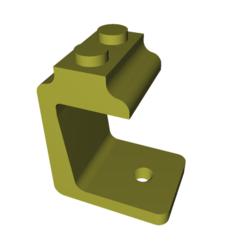 Screenshot 2020-09-30 at 12.35.18.png Télécharger fichier STL gratuit Support Logitech K120 Lego Minifig • Design pour impression 3D, rgm67