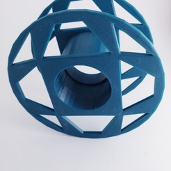 20200906_124903.jpg Download STL file Smaller Filament Spool • 3D print design, Unorthodox3D