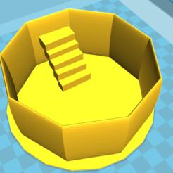 piscina.png Télécharger fichier OBJ terrarium pool • Design pour imprimante 3D, formalistio