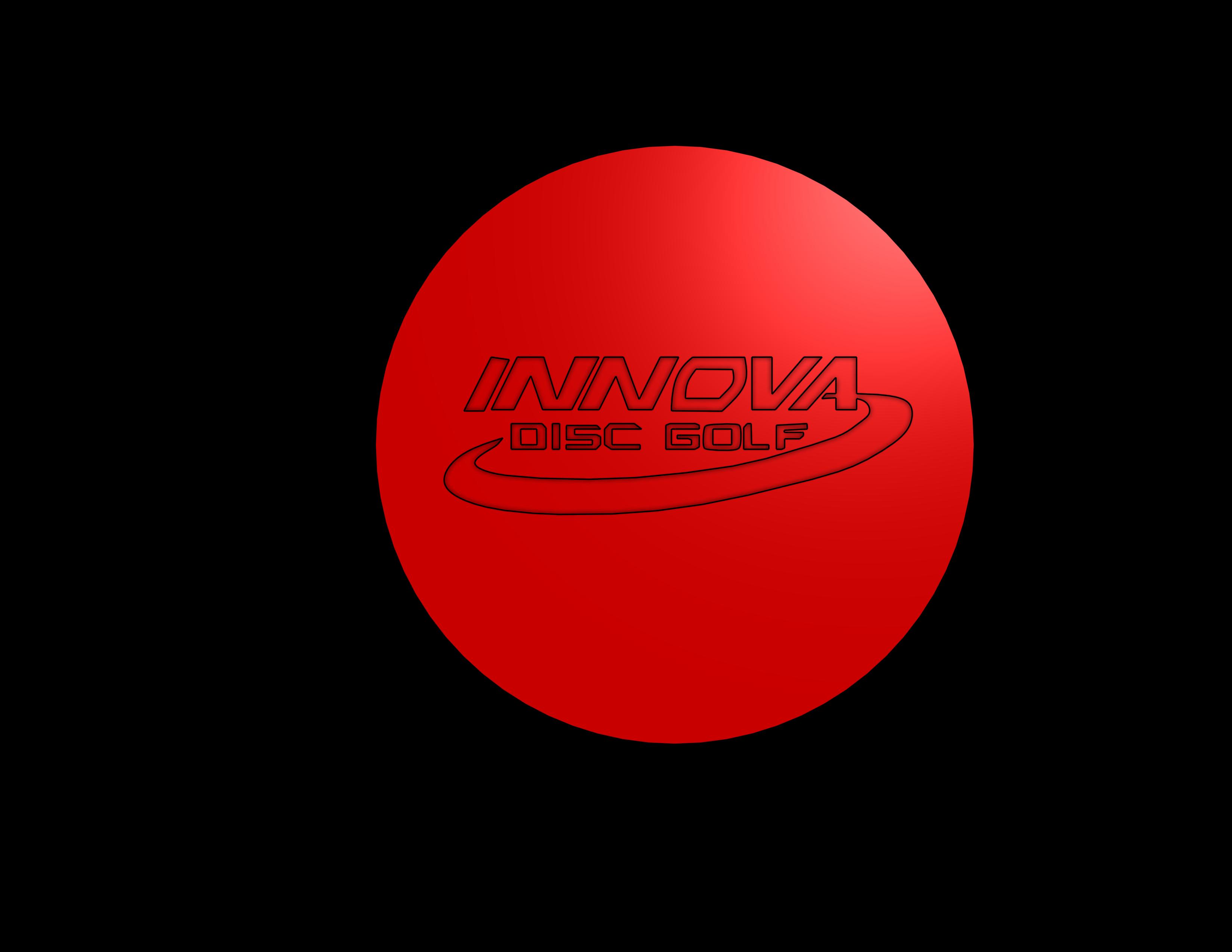 Innova.png Download free STL file Disc Golf Coaster set • 3D printable design, parkerpate28