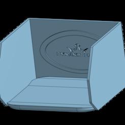 Télécharger fichier STL gratuit Raidisseur de sac pour cadets Dynamic Discs • Modèle pour impression 3D, parkerpate28