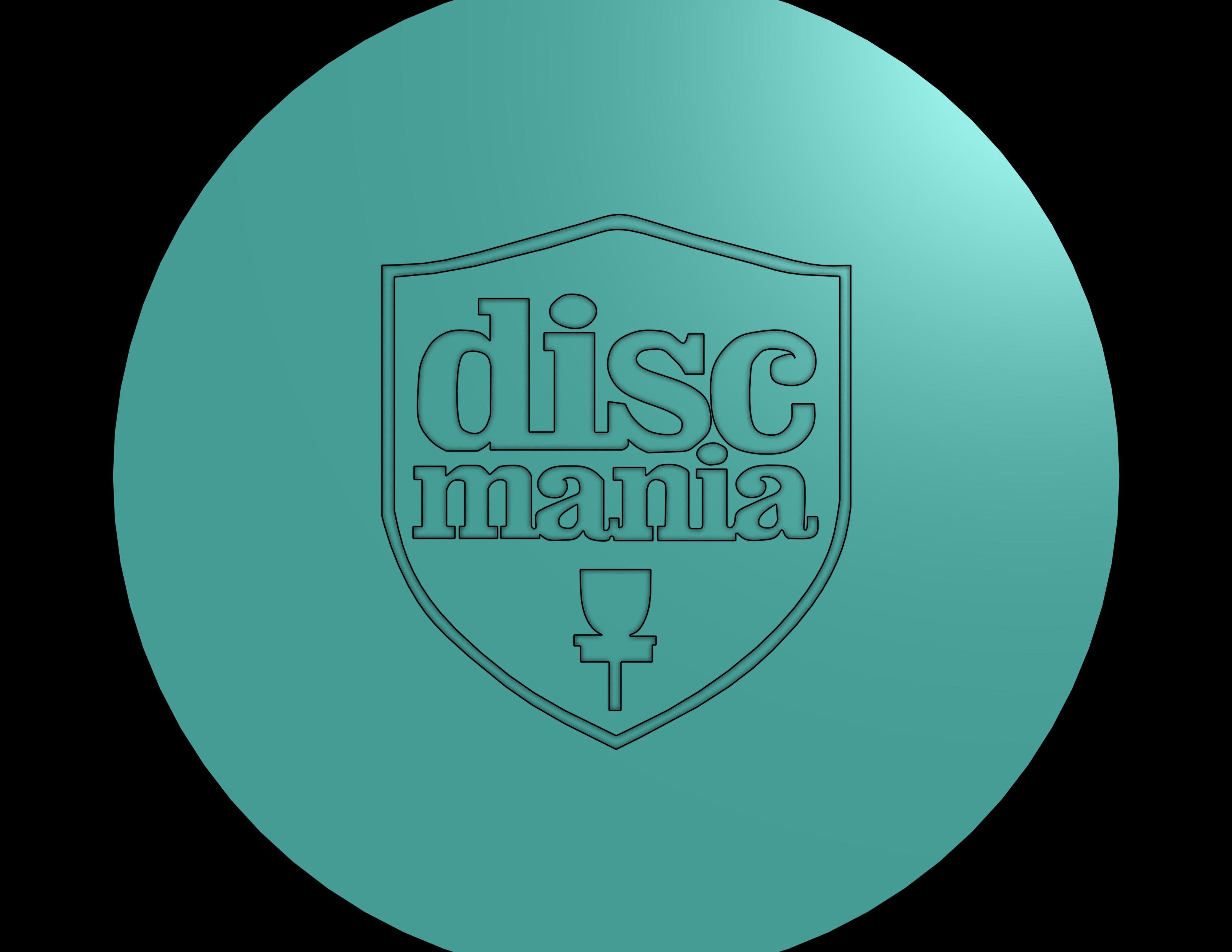 Disc mania.png Download free STL file Disc Golf Coaster set • 3D printable design, parkerpate28