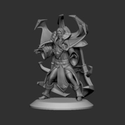 10.jpg Download STL file Invoker • Template to 3D print, chagasdanilodc