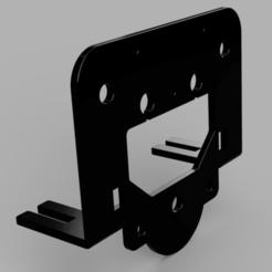 x_Plate_Geeetech_2020-May-10_07-52-08PM-000_CustomizedView30110069811.png Télécharger fichier STL gratuit Plaque de chariot GeeeTech X • Objet pour imprimante 3D, BorseUs
