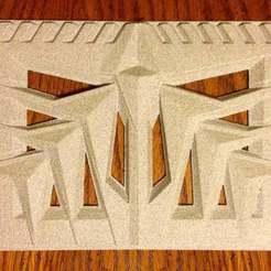 Download free STL file Arizona Biltmore Tile • 3D printer object, KeenanFinucan