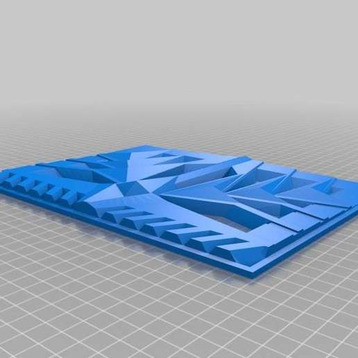 arizona_biltmore_tile.jpg Download free STL file Arizona Biltmore Tile • 3D printer object, KeenanFinucan