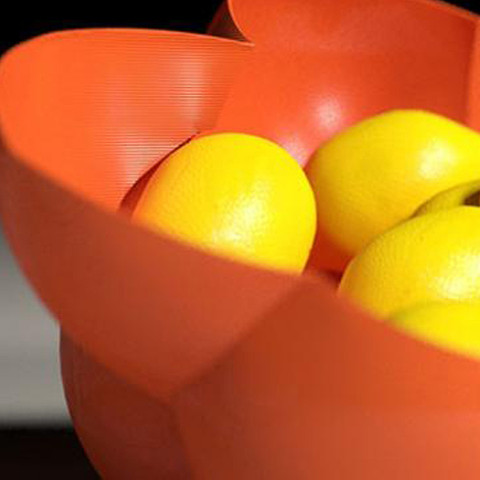 B.jpg Download free STL file Fruit Bowl • 3D printable object, gCreate