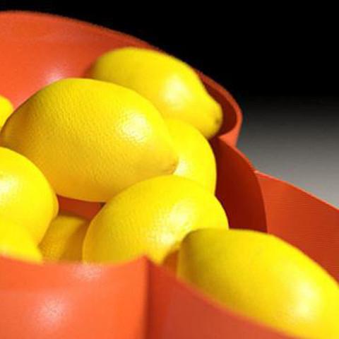 C.jpg Download free STL file Fruit Bowl • 3D printable object, gCreate