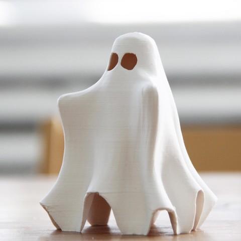 baby ghost (1).jpg Télécharger fichier STL gratuit Cute Hug Me Ghost • Objet pour impression 3D, gCreate