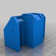 Download free STL file Advance wars tank (lego compatible) • 3D printable template, Yahnn