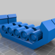 AW_tank_tracks.png Download free STL file Advance wars tank (lego compatible) • 3D printable template, Yahnn