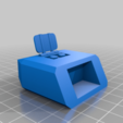 AW_tank_turret.png Download free STL file Advance wars tank (lego compatible) • 3D printable template, Yahnn