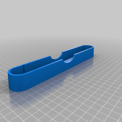 Outside_Part.png Download free STL file Toothbrush case • 3D printable object, AvdH