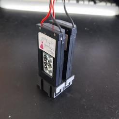 IMG_20200910_120601946.jpg Télécharger fichier STL Porte-piles modulaire pour drone Visuo Siloroid XS809W • Modèle imprimable en 3D, AvdH