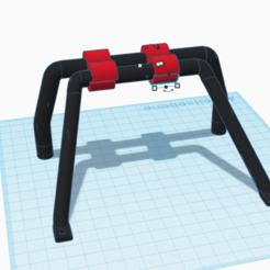 Bildschirmfoto 2020-11-06 um 08.32.49.png Download STL file TRX4 Sport - Rollbar • 3D printer model, Ferrariman1969