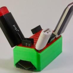 IMG_6345.jpeg Download STL file SD/USB card Box • 3D printable model, 3dtinkerer
