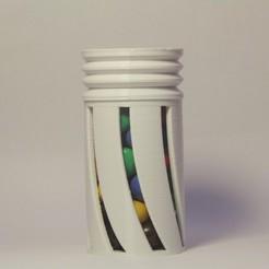 20200503222755_IMG_5929-01.jpeg Download STL file Slice Capsule • 3D print design, 3dtinkerer