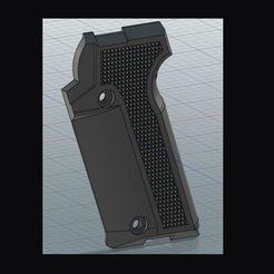 Télécharger fichier STL gratuit P220 Grip • Design imprimable en 3D, Nopparat_