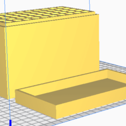 270 WIN.png Download STL file 270 WIN (50 Rounds) Stackable Ammo Storage • 3D print design, BACustomsMN