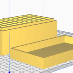 9 MM.png Download STL file 9 MM ammo, ammo storage • 3D printing template, BACustomsMN
