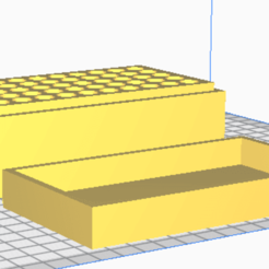 380 AUTO.png Download STL file 380 AUTO (50 Rounds) Stackable Ammo Storage • 3D printing model, BACustomsMN