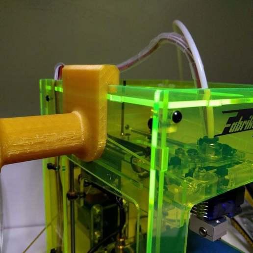 IMG_20160421_203341.jpg Télécharger fichier GCODE gratuit Fabrikator Mini Filament Spool • Objet à imprimer en 3D, philbarrenger