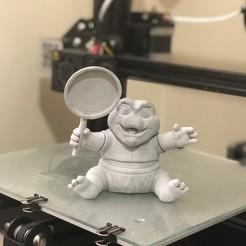 Descargar archivo STL El bebé Sinclair • Plan para imprimir en 3D, arnon3dart