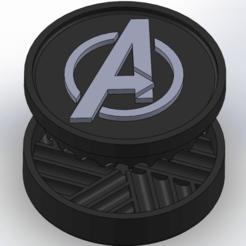 Screenshot (65).png Download STL file GRINDER the Avengers • 3D print object, ELDI-3D