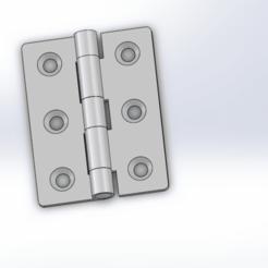 Download free STL file Hinge  • 3D printable model, ELDI-3D