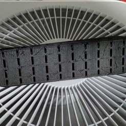 P_20200701_050732.jpg Télécharger fichier STL gratuit Plaque de couverture renforcée pour trou d'homme-L152W26 • Design imprimable en 3D, hsiehty