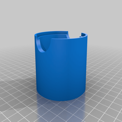 Customizable_capsule_holder.png Download free SCAD file Customizable coffee capsule holder • 3D print design, hsiehty