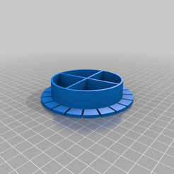 sink.png Download free SCAD file Customizable sink filter • 3D printable template, hsiehty