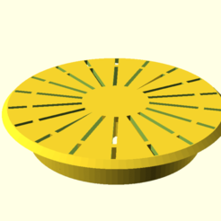a_sink_R.png Download free SCAD file A sink filter • 3D printing template, hsiehty