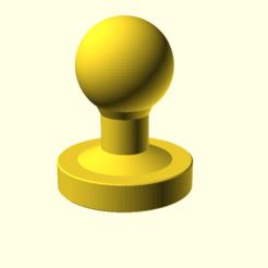 A_coffee_temper1.png Télécharger fichier SCAD gratuit Un tempérament de café • Plan à imprimer en 3D, hsiehty