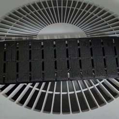 P_20200701_050657.jpg Télécharger fichier STL gratuit Plaque de couverture renforcée pour trou d'homme-L165W32 • Design à imprimer en 3D, hsiehty