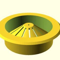 a_sink_2_R.png Télécharger fichier SCAD gratuit Encore un autre filtre d'évier • Modèle à imprimer en 3D, hsiehty
