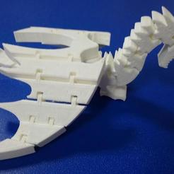 DSC_3721.JPG Télécharger fichier STL gratuit Aile basse pour le Flexi-Dragon • Modèle pour impression 3D, hsiehty