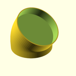 Circle_holder.png Download free SCAD file Circle Holder • 3D printing template, hsiehty