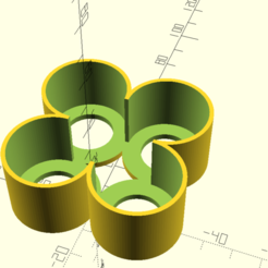 A_coin_box.png Download free SCAD file A coin box • 3D printable model, hsiehty