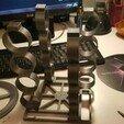 20201229_172113.jpg Download STL file Spice rack rotary spice rack • 3D printing design, Richars