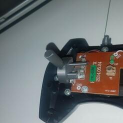 20210102_141458.jpg Download free STL file Joystick Remote control car • 3D printable model, Richars