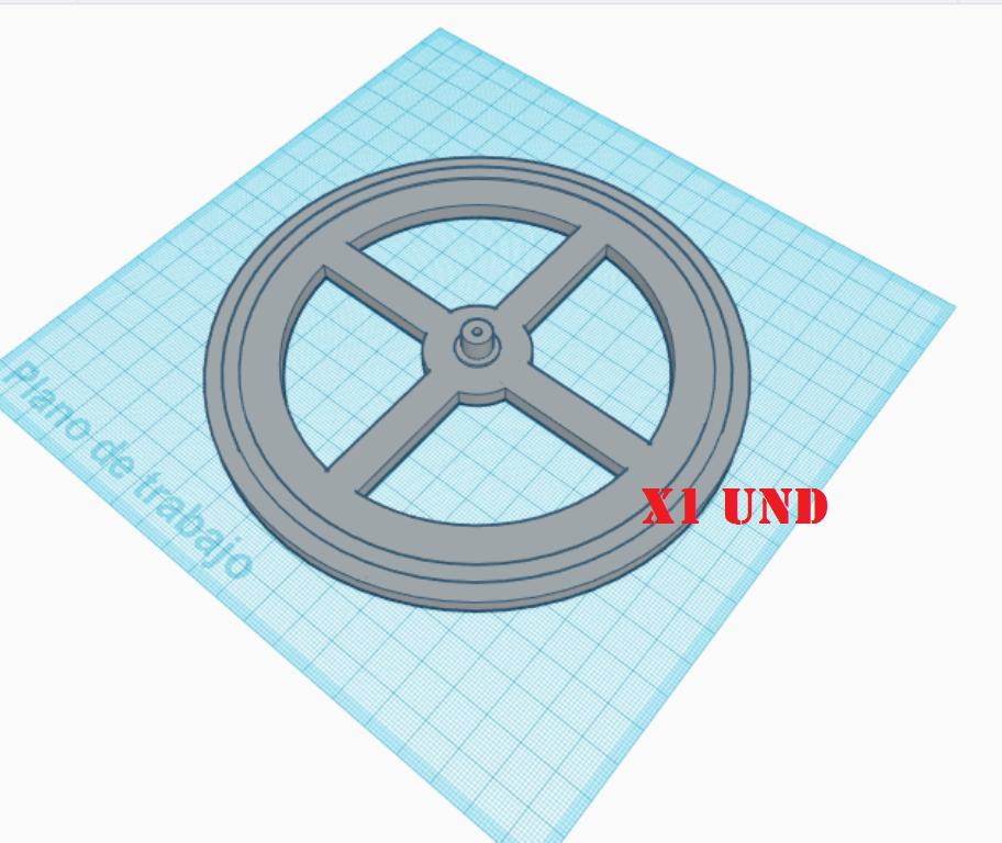 Base circular.png Download STL file Spice rack rotary spice rack • 3D printing design, Richars